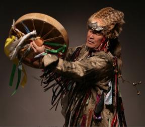 Shaman-Drummer