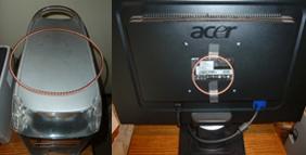 Web-Monitor-Computer
