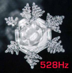 Water 528hz